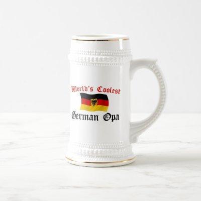 Coolest German Opa Beer Stein