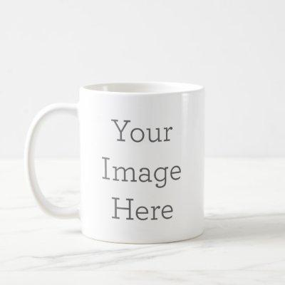 Create Your Own Father's Day Photo Mug Gift