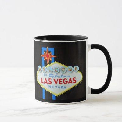 Create your own Las Vegas  coffee mug