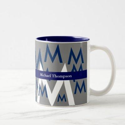 create your own mug monogram