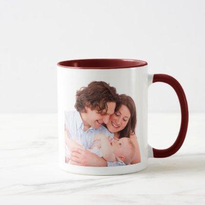 Create Your Own Personalized Photo Mug