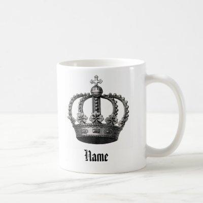 Crown Mugcup Coffee Mug