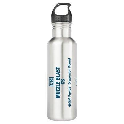 CS Gas bottle