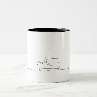 Cup for architect