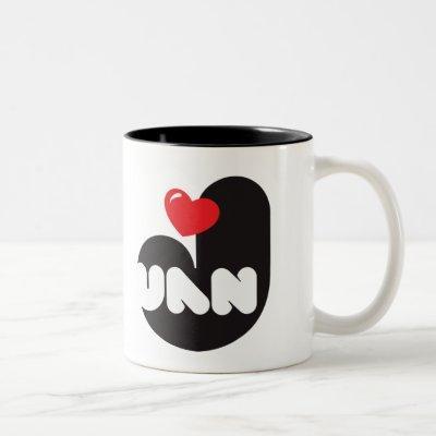 Cup of coffee Loves Juan