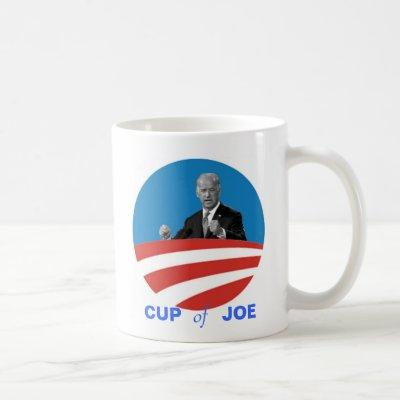 Cuppa Joe Biden - Stern Coffee Mug