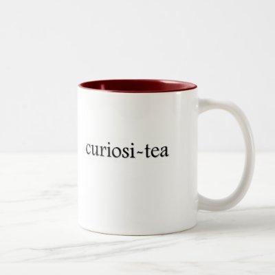 Curiosi-tea Tea Mug