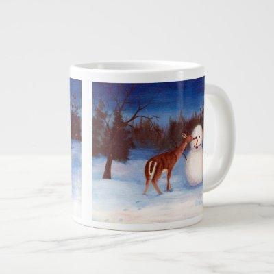 Curiosity Large Coffee Mug