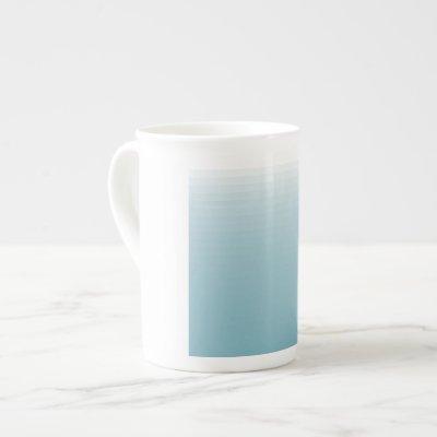 custom bone china tea cup