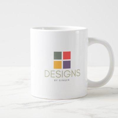 Custom Design Jumbo Mug
