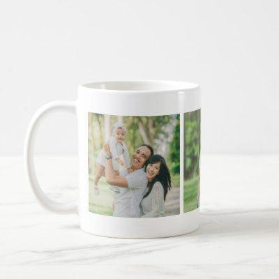 Custom Instagram Photo Coffee Mugs