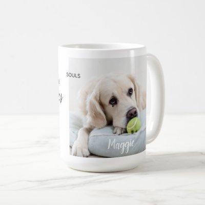 Custom Photo Pet Loss Gift Pet Memorial Coffee Mug