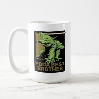 Custom Star Wars | Yoda Best Coffee Mug