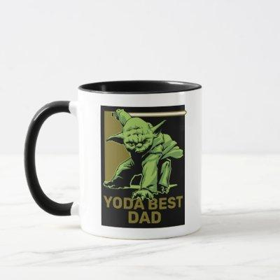 Custom Star Wars | Yoda Best Mug