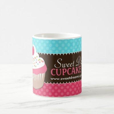 Customizable Cupcake Company Coffee Mug