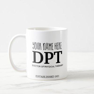 Customizable DPT Mug