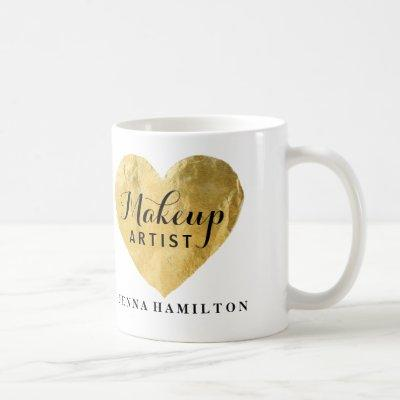 Customizable Makeup Artist Coffee Mug