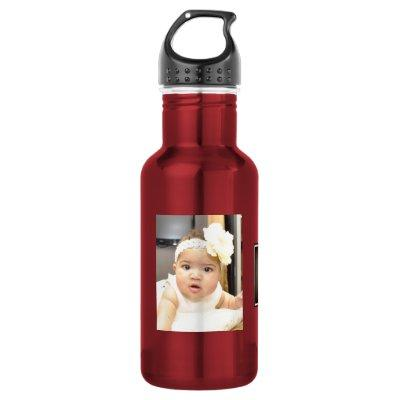 Customized Stainless Steel Water Bottle