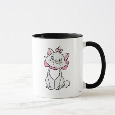 Cute Aristocats Marie Disney Mug