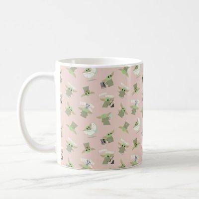 Cute Child Pattern Coffee Mug
