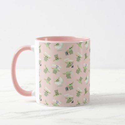 Cute Child Pattern Mug