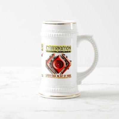 Cyberian Drinking Mug