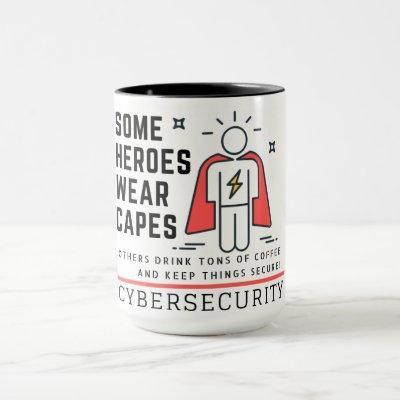 Cybersecurity Hero Mug