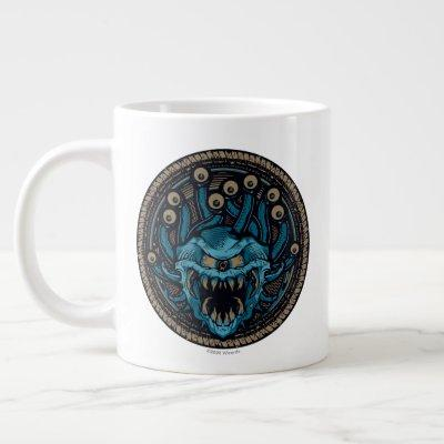 D&D Hydro74 Monster Manual Graphic Giant Coffee Mug