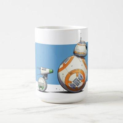 D-O Following BB-8 Coffee Mug