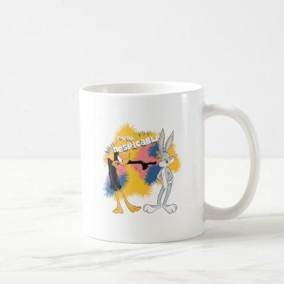 "DAFFY DUCK™ & BUGS BUNNY™ ""You're Despicable"" Coffee Mug"