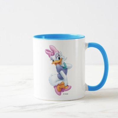Daisy Duck   Flirting Mug