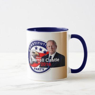 Darrell CASTLE 2016 Mug