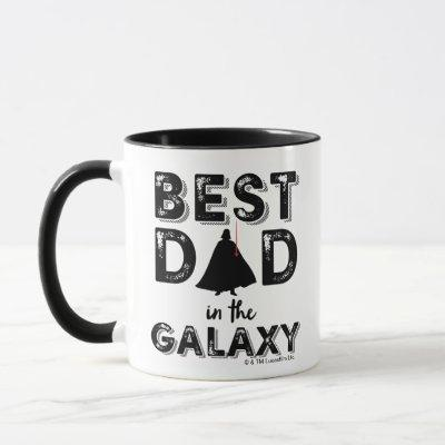 "Darth Vader ""Best Dad in the Galaxy"" Mug"