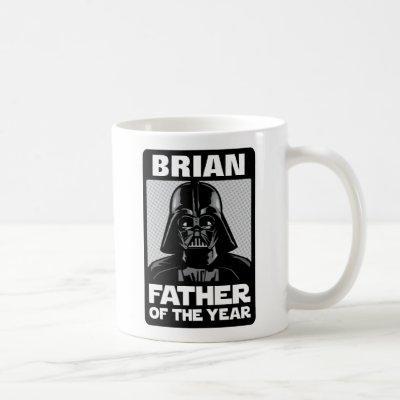 Darth Vader Comic | Custom Father of the Year Coffee Mug
