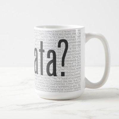 Data Mug