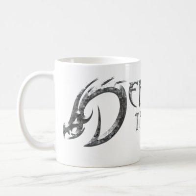 Defend The Night Logo Mug