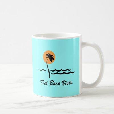 Del Boca Vista Coffee Mug