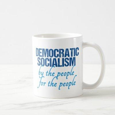 Democratic Socialism Coffee Mug
