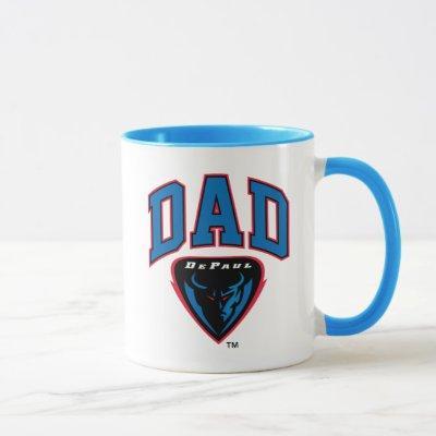 DePaul University Dad Mug