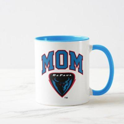 DePaul University Mom Mug