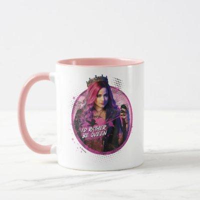 Descendants 3 | Audrey - I'd Rather Be Queen Mug