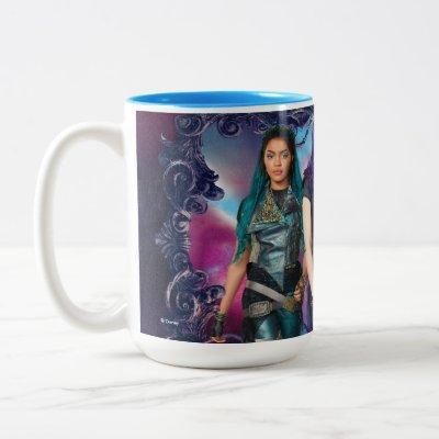 Descendants 3 | Good 2 B Two-Tone Coffee Mug