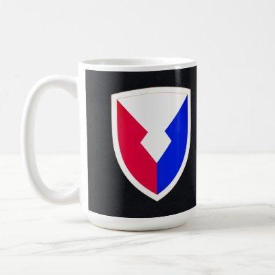 DESCOM Military Police Coffee Mug