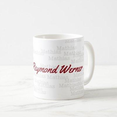 design a mug with your own name