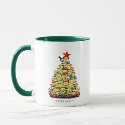 Despicable Me | Christmas Tree Mug