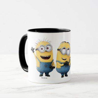 Despicable Me | Minions Group Mug