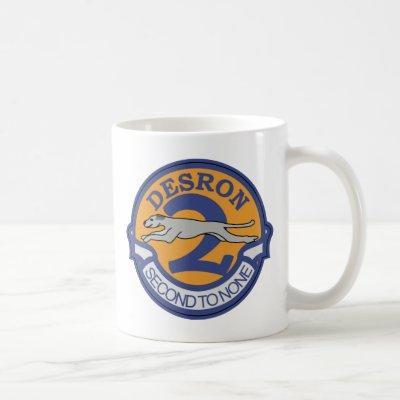 Destroyer Squadron DESRON - 2 Coffee Mug