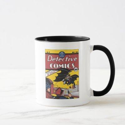 Detective Comics #27 Mug