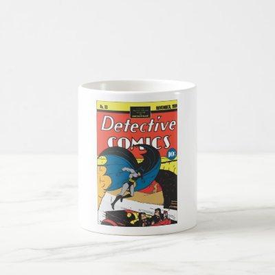 Detective Comics #33 Coffee Mug