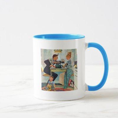 Dewey v. Truman Mug
